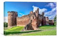 Bothwell Castle, Canvas Print