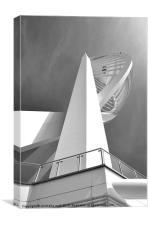 Spinnaker Tower, Canvas Print