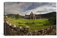 Tintern Panorama, Canvas Print