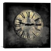 Trapped in Time, Canvas Print