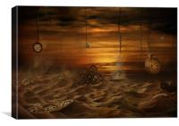 Sands of Time, Canvas Print