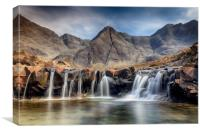 Fairy Pools - Isle of Skye 2, Canvas Print