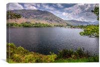 Ullswater, Cumbria, Canvas Print