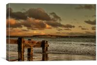Appledore, Canvas Print