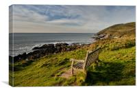 Baggy Point, Canvas Print