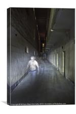 The Inmate, Canvas Print