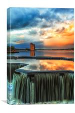 strathclyde country park , Canvas Print