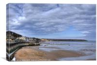 Filey, Canvas Print