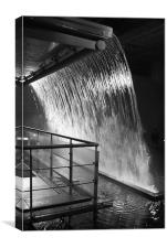 Guiness Waterfall, Canvas Print