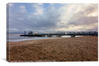 Bournemouth Pier , Canvas Print
