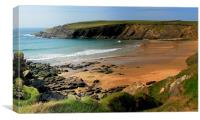 Clogher Beach, Canvas Print