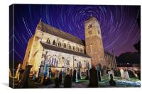 Dunblane Cathedral, Canvas Print