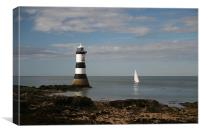 Penmon Point, Anglesey, Canvas Print