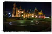 Kelvingrove Art Gallery and Museum, Glasgow, Canvas Print
