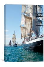 Tall Ships 2015, Canvas Print