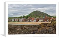 North Berwick, Canvas Print