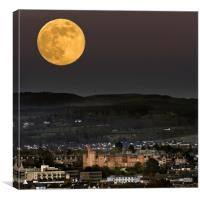 Inverness, Canvas Print