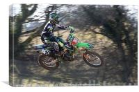 Tommy Searle, Canvas Print