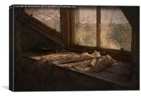 Room With A View, Canvas Print