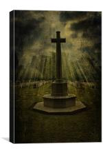 We Shall Remember Them, Canvas Print