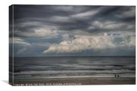 Between the Storms, Canvas Print