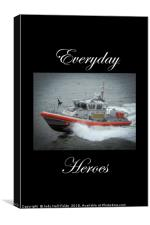 Everyday Heroes, Canvas Print