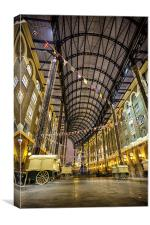 Hays Galleria - Tooley Street, Canvas Print