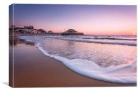 Broadstairs Sunrise, Canvas Print