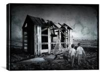 Dungeness, Canvas Print