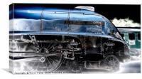 Sir Nigel Gresley, Canvas Print