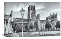 Durham Cathedral - SFX 02, Canvas Print