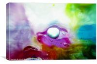 Abstract image 2, Canvas Print
