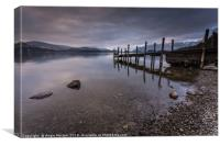 Ashness Gate, Canvas Print