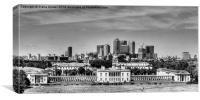 Greenwich, Canvas Print