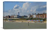 Southwold, Canvas Print
