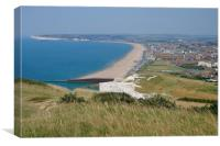 Seaford East Sussex, Canvas Print