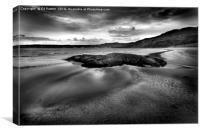 Gairloch's Sweeping Sands, Canvas Print
