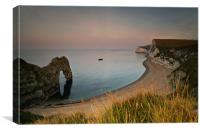 Durdle Door Sunrise, Canvas Print