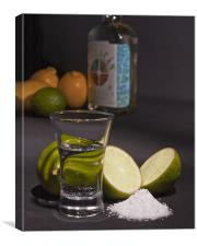 Tequila!, Canvas Print