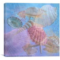 Out With the Tide, Canvas Print