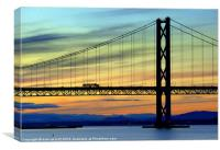 the forth, Canvas Print