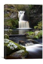 Mystica Waterfall, Canvas Print