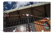 Paisley Gates - Anfield, Canvas Print