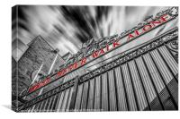 The Shankly Gates - Anfield, Canvas Print