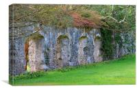 Underneath the Arches, Canvas Print