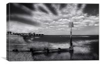 Cleethorpes, Canvas Print