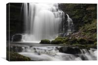 Scalber Force, Canvas Print