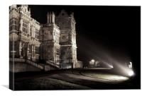 Wayne Manor, Canvas Print