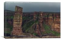 Old Man Of Hoy, Canvas Print