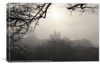 The Royal Observatory, Time ball 2, Canvas Print